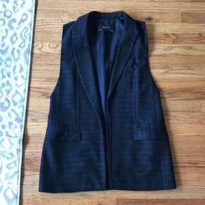 Business casual vest